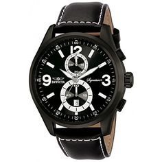 Invicta Signature II Elegant Chronograph Mens Watch 7420 - Jewelry For Her