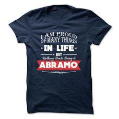 (Tshirt Nice Tshirt) ABRAMO Best Shirt design Hoodies Tees Shirts