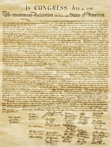 july 4th declared legal holiday