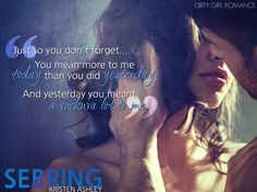 Another awesome graphic for SEBRING from www.dirtygirlromance.com