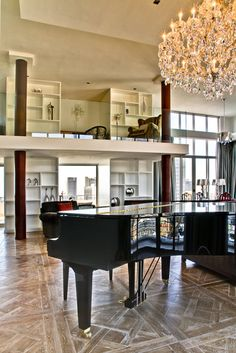 Pepper Club Hotel in Cape Town Penthouse