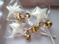 12 Chocolate Star Lollipops, star shaped favors, magic wand lollipop, star baby shower, twinkle shower favors, twinkle twinkle little star