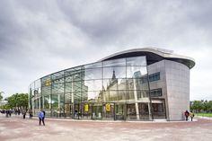 Van Gogh Museum in Amsterdam ergänzt / Neuorientierung - Architektur und Architekten - News / Meldungen / Nachrichten - BauNetz.de