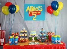 Decoración de Fiestas Infantiles de Toy Story : Fiestas Infantiles Decoracion