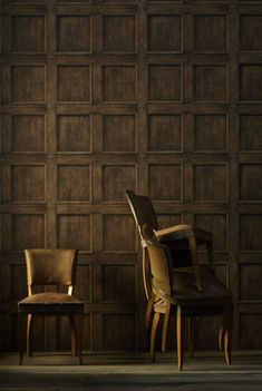 Engineer Collection Regent Oak Wood Panelling Wallpaper available in Light Oak, Oak. (This site has an amazing selection of illusion wallpapers, unique lighting, and home accessories! Eclectic Wallpaper, Interior Wallpaper, Unique Wallpaper, Contemporary Wallpaper, Grey Wallpaper, Wallpaper Online, Transitional Wallpaper, Luxury Wallpaper, Custom Wallpaper
