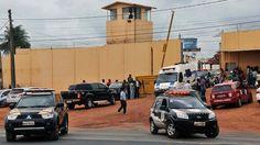 São Luís - MA. Polícia Federal, Conselho Nacional de Justiça(CNJ) e Co São Luís