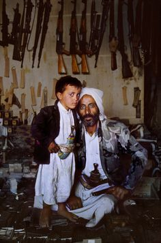 Family Matters By Steve McCurry