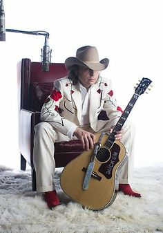 Dwight Yoakam from my home state of ohio