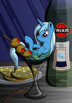 Pony Trixie
