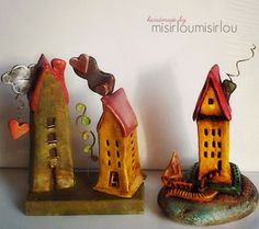 MAKE YOUR OWN FAIRY HOUSES