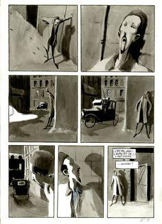 Pascal Rabaté - original page Ibicus (1998)