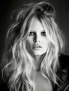 Anna Ewers, Bed Hair, Hair Wax, Natasha Poly, Great Hair, Messy Hairstyles, Wild Hairstyles, Gorgeous Hair, Beautiful Film