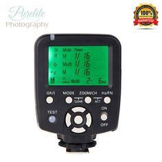 Yongnuo YN560-TX Wireless Flash Controller YN-560-TX for Nikon D7200 D7100 D7000
