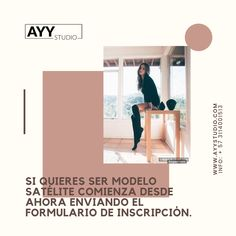 Modelo Satélite - trabaja desde casa  Info: + 57 3114001513  www.ayystudio.com Studio, Templates, Home, Bucaramanga, Lights Camera Action, Documentaries, Studios