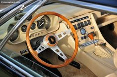 Auction results and data for 1968 Lamborghini Espada 400 GT S1 ...
