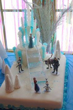 Frozen party ideas