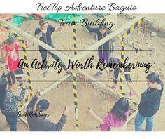 SwitiRohSays: TreeTop Adventure Baguio Team Building – An Activi...
