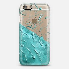 @casetify sets your Instagrams free! Get your customize Instagram phone case at casetify.com! #CustomCase Custom Phone Case   Casetify   Graphics   Painting   Transparent    Lisa Argyropoulos
