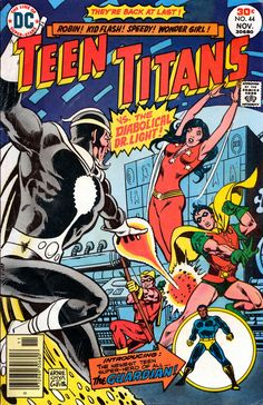 Diversions of the Groovy Kind: If You Blinked, You Missed: The Teen Titans Revival