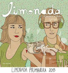 Revista Limonada Ilustration by Robertita Superstar www.robertita.com.ar