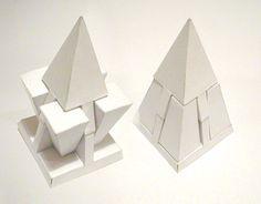 бумагопластика и формообразование (Промышленный дизайн) - фри-лансер Женя Громов [Zenia].