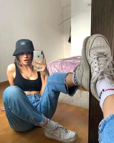 38 beautiful preppy casual summer outfits for school 29 Simple Outfits For School, Casual Summer Outfits, Trendy Outfits, Winter Outfits, Swag Girl Outfits, Preppy School Outfits, Plad Outfits, Cute Simple Outfits, Skater Girl Outfits