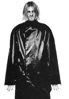 Kurt Cobain | by Anton Corbijn