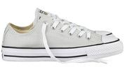 Grijze Converse sneakers All Star OX gympen