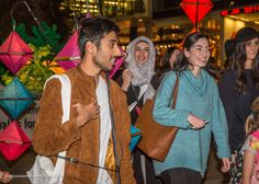 Luminous Parade Brisbane 2016