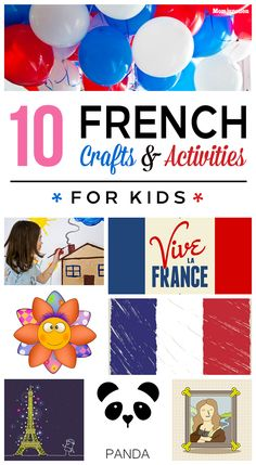 Is your preschooler struggling to develop an interest towards French language & culture? These French crafts for kids can help boost his skills. Read on