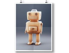 "Check out new work on my @Behance portfolio: ""The Robo ""T"""" http://be.net/gallery/58064207/The-Robo-T"