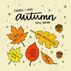 A lot of people dread the end of summer but for me it's the beginning of the best time of year! My birthday always feels like the kick off for autumn (even though it's technically a month away!) and I'm already eating candy corn and day-dreaming about what autumn will bring! What would you add to this list?