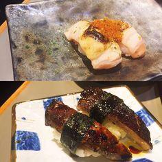 Sake Aburi  vs Foie Gras  by supeeerbby