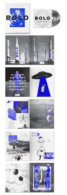 Der Blauton, der gegen das Grau verwendet wird, lässt das Blau knallen, und die Kombination The blue tone used against the gray makes the blue pop, and the combination … – Graphisches Design, Book Design Layout, Graphic Design Layouts, Graphic Design Inspiration, Cover Design, Funky Design, Poster Layout, Print Layout, Magazine Ideas