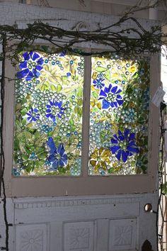 148 best images about Mosaic Windows on Pinterest | Mosaic ...