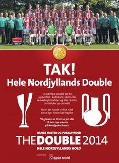 Tak hele nordjyllands Double