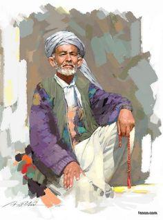 ..... الفنان : شاهين علي الظاهر