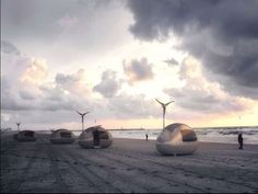 ECOCAPSULE DWELLING WITH THE SPIRIT OF FREEDOM