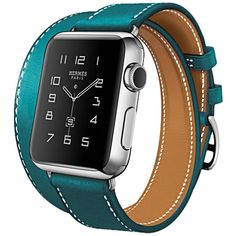 Will your old Apple Watch bands fit the new Apple Watch Series Yes! So this Apple watch hermes band from Hoco will fit your Apple Watch series Get an elegant way to show your style with this str Buy Apple Watch, Apple Watch Iphone, Apple Watch Series 2, Apple Watch Bands, Apple Mac, Hermes Watch, Sport Watches, Nice Watches, Casual Watches