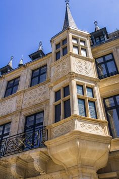 Palace of the Grand Duke in Luxembourg - What should you do in Luxembourg for the weekend?