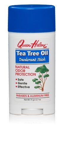 Queen Helene - Tea Tree Oil Deodorant