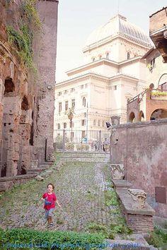 #vacation #photographer #rome #ghetto #teatro #marcello