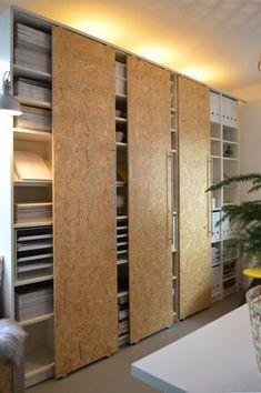DIY Schiebetüren selber machen IKEA Hack Billy (7)