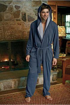Man Zone™ Snuggler Loungewear Onesie for Men | UnderGear - he he l want one!