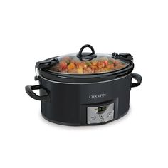 Crock-Pot 7-qt. Countdown Slow Cooker, Black Crock Pot Recipes, Slow Cooker Recipes, Chicken Recipes, Cooking Recipes, Crock Pots, Roast Recipes, Oven Recipes, Casserole Recipes, Meal Recipes