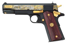Honoring legendary American heroes & historic events with limited edition Pearl Harbor Tribute Pistols and commemorative rifles from America Remembers. 1911 Pistol, Colt 1911, Revolver, Weapons Guns, Airsoft Guns, Gun Holster, Holsters, Colt 45, Pearl Harbor