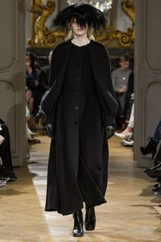 John Galliano Autumn/Winter 2017 Ready to Wear Collection | British Vogue
