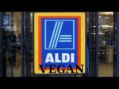 Vegan Haul from Aldi's