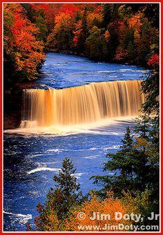 Love fall in northern Michigan!
