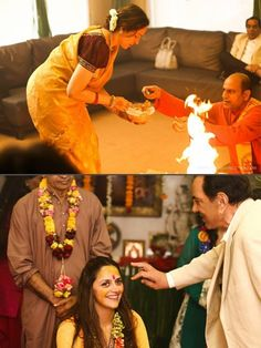 20 Emotional Moments From The Ahana's Wedding You Might Not Have Seen Before - BollywoodShaadis.com - Page 5
